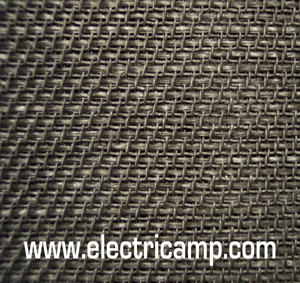 Electric Amp Vinyde Panels And Cabinet Grill Cloth